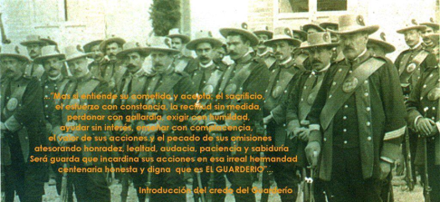 CREDO DEL GUARDERIO