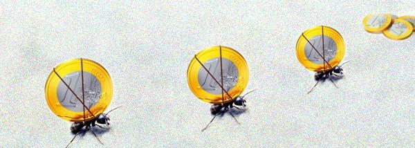 robo hormiga